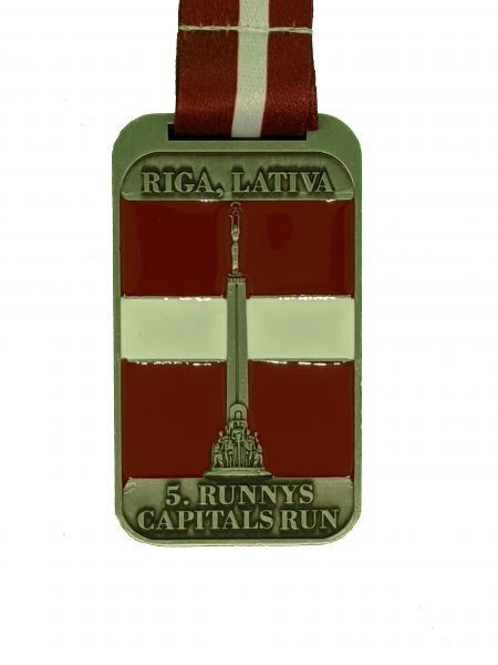 "VRUN - 5. Capitals Run ""RIGA"""