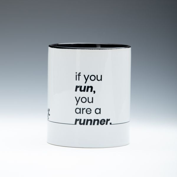"Motivationcup ""You are a runner"""