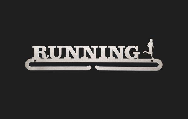 """Medaillenboard """"Running-Boy"""""""