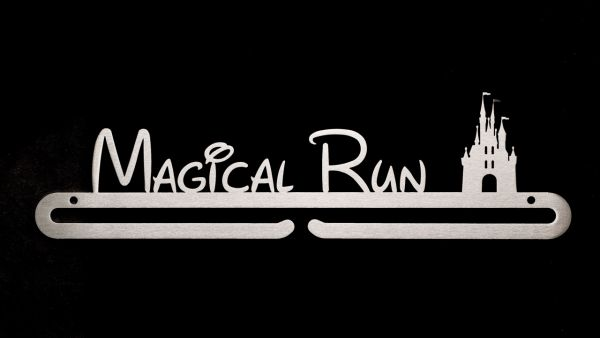 "Medaillenboard ""Magical Run"""